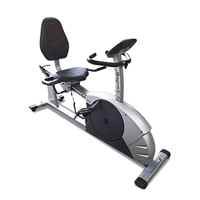 Sologium SRS-425C Recumbent Exercise Bike Magnetic Resistance Home Fitness