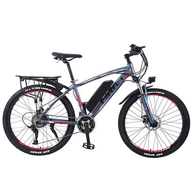 """TAOCI 01 26"""" Electric Bike Bikes Bicycles 350W Assisted Bicycle eBike Adult Red"""