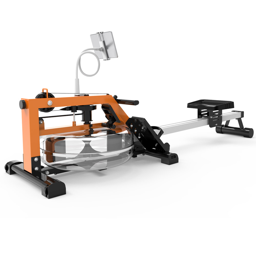Water Resistance Rower Rowing Exercise