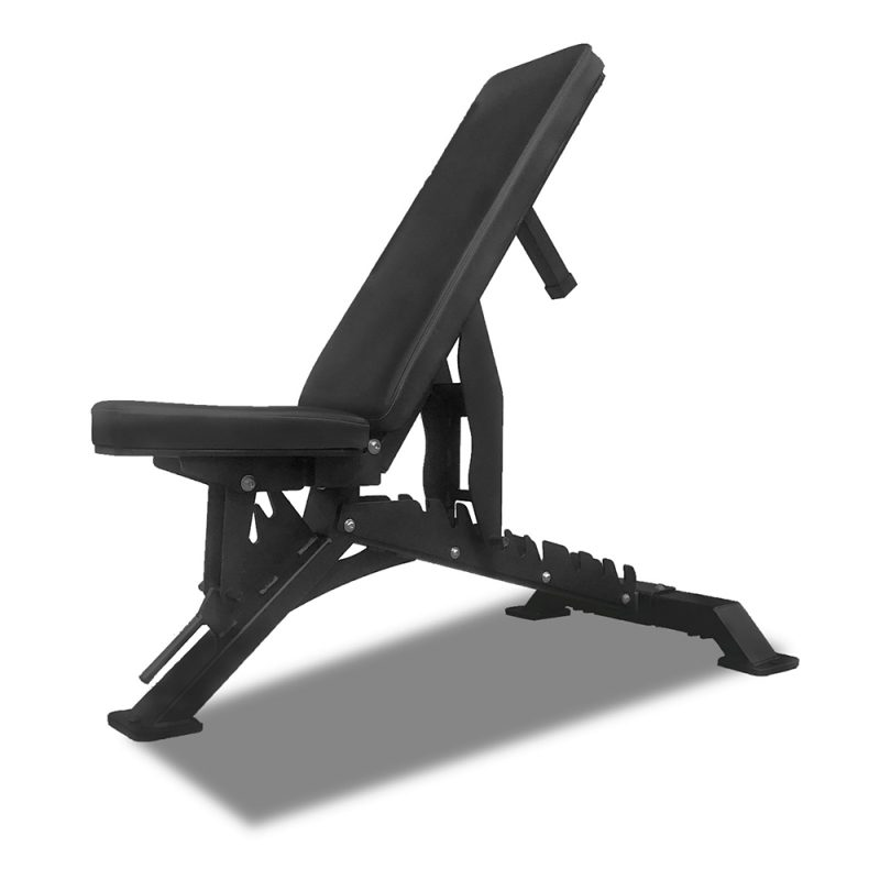 7058 Fitness Flat Bench Weight Press Equipment Commercial GYM Center