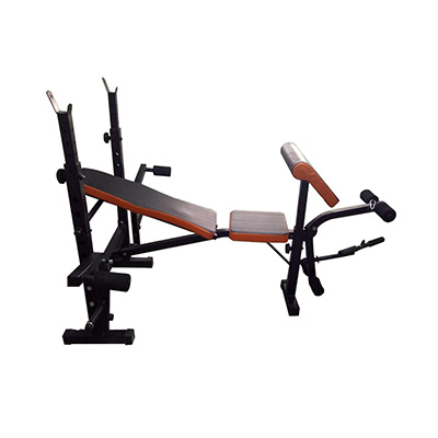JMQ Fitness RBT3012 Multi-Station Weight Bench Press Home Fitness Gym Equipment