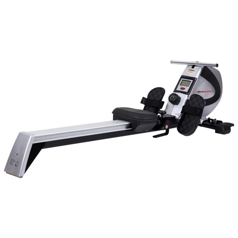 580 Folding Rowing Exercise Machine Rower Resistance Home Fitness Gym