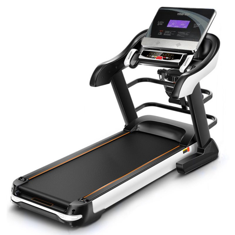 JMQ Fitness 619 Electric Treadmill Foldable Incline Home Gym Exercise Machine