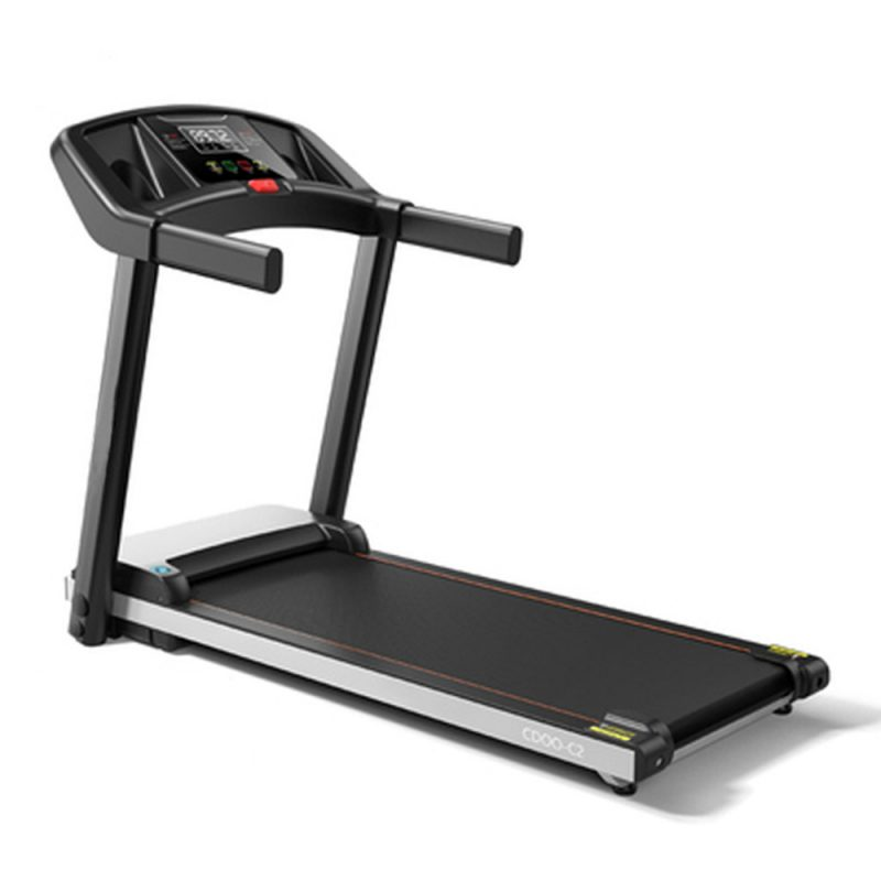 JMQ Fitness M200 2.0HP Electric Treadmill Foldable Home Gym Exercise Machine