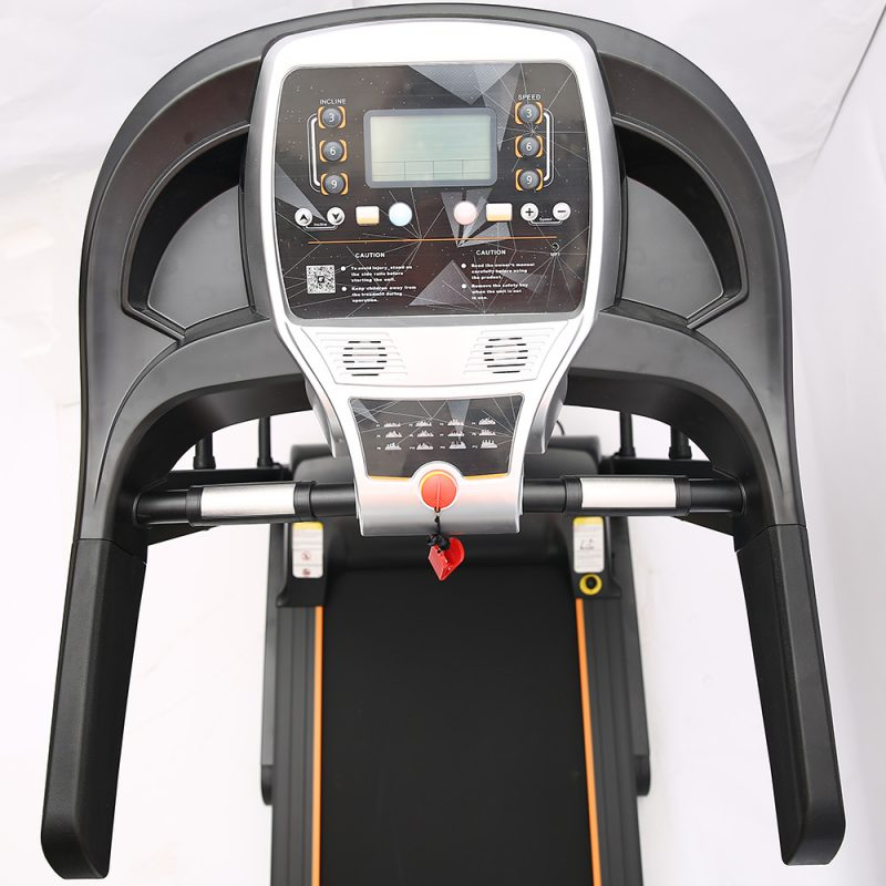 JMQ Fitness T900 Electric Treadmill Auto Incline Home Gym Run Exercise Machine