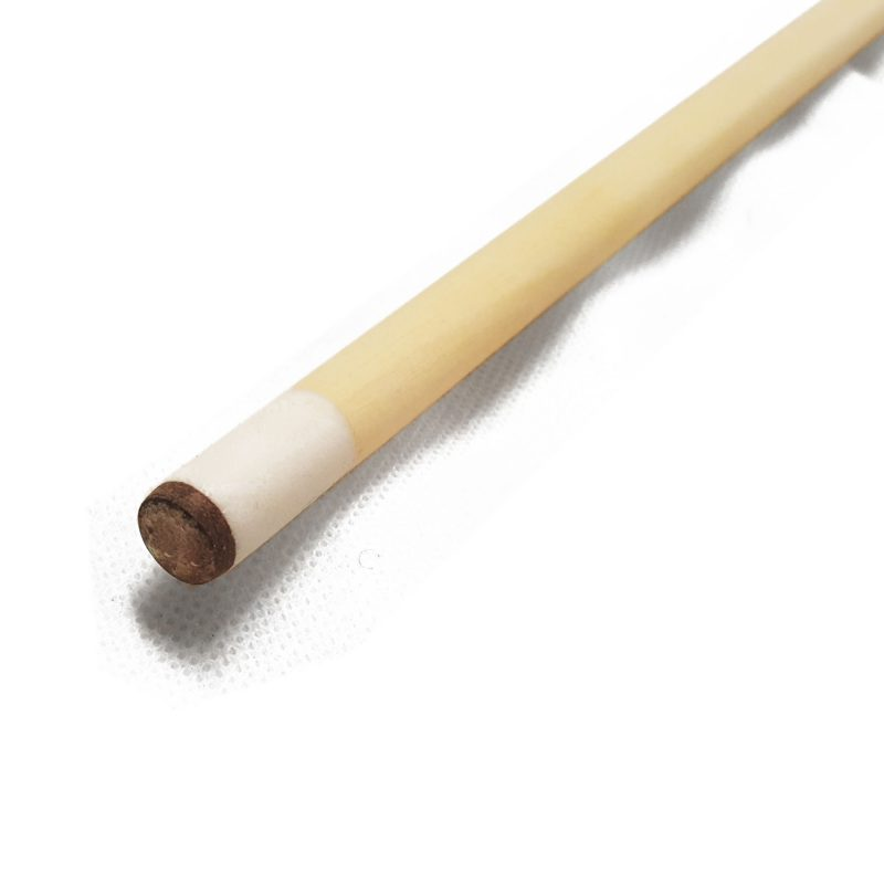 """2 x 36"""" 1-Piece Kids Cue for Pool Billiards Snooker - Wood Core"""