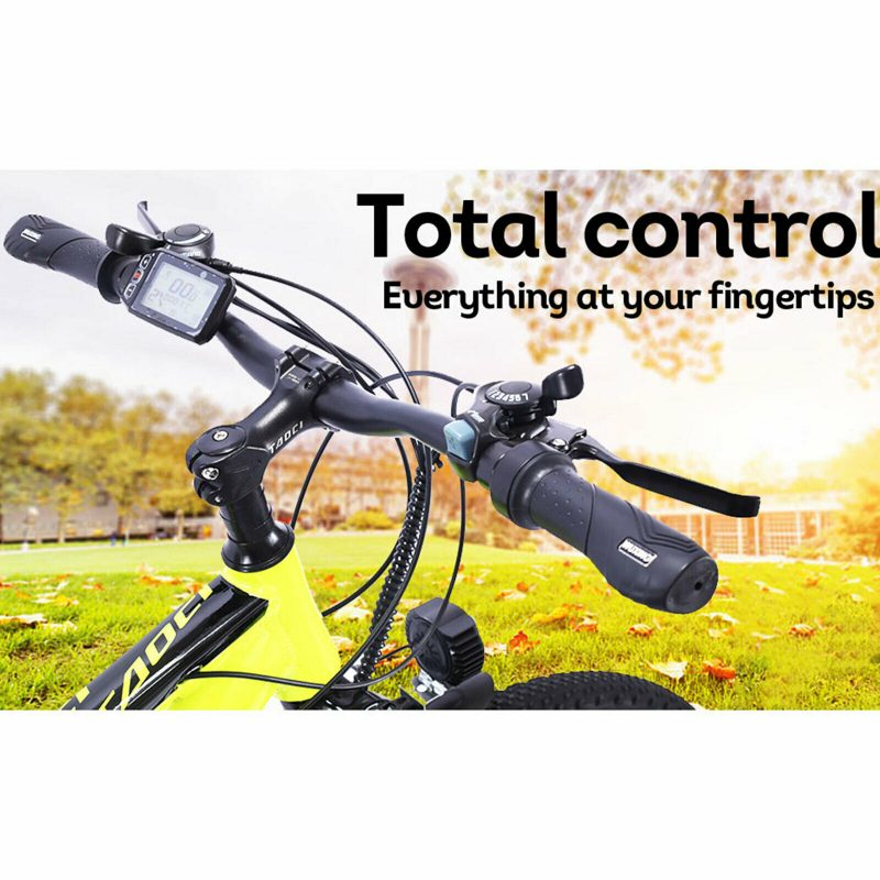 """TAOCI 26"""" City Adult Electric Bicycles 350W Assisted Bicycle for Men Woman"""