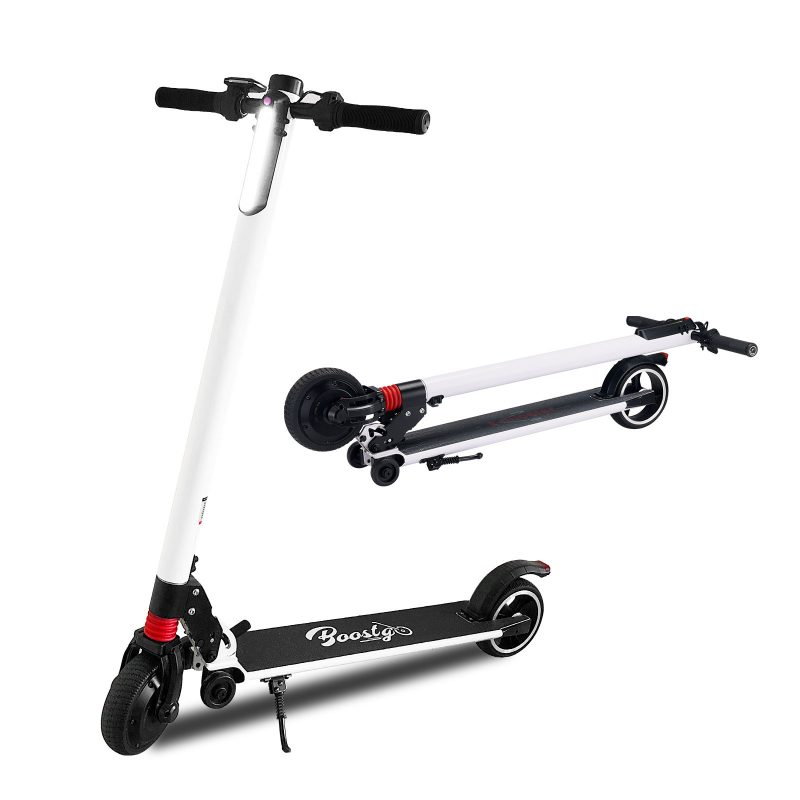 BOOSTGO S8 Electric Scooter for Adults Folding Commuting Scooter 250W