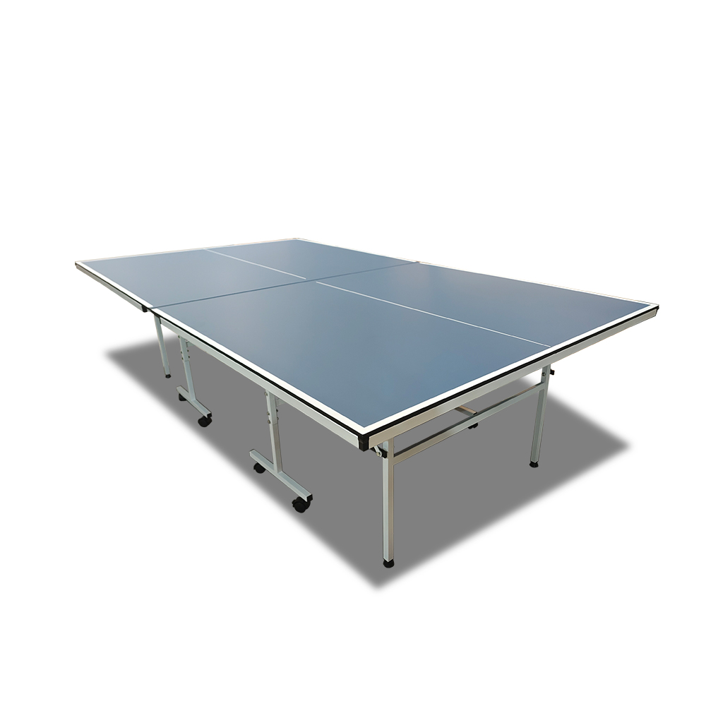 Indoor Rollaway 130 Table Tennis Ping Pong Table with Free Accessories Package