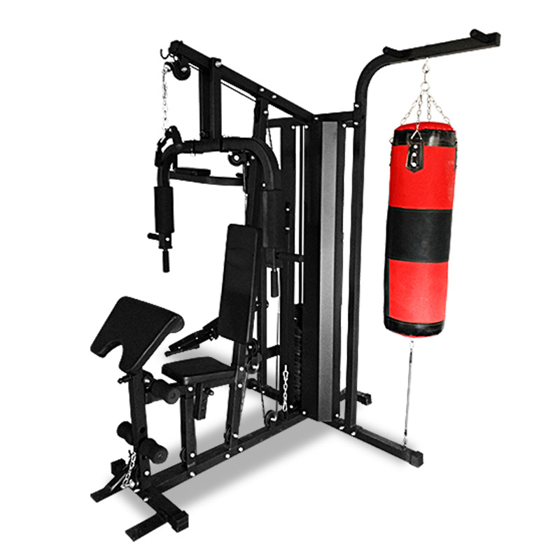 JMQ Fitness RB502 Multifunction Home Gym System