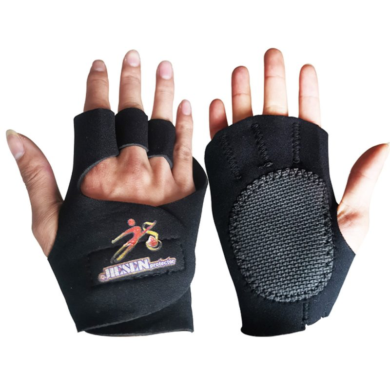 Workout Gloves Non-Slip Gym Gloves Weight Lifting Gloves Home Gym Powerlifting