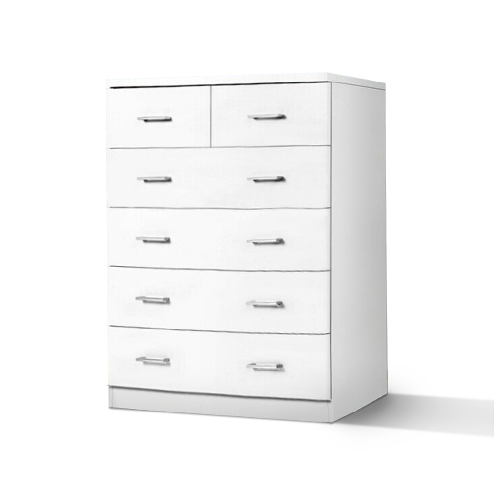 Tallboy Lowboy Bedside Cabinet Bedroom Storage