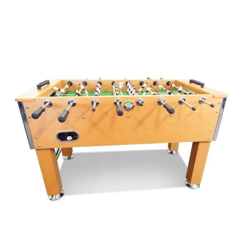 T&R sports 5FT Foosball Soccer Table with Hollow Steel Rods