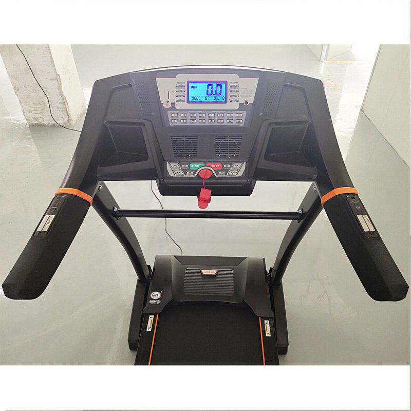 Jogway T25C 3.0HP Foldable Electric Treadmill Home Fitness Workout Machine MP3 USB