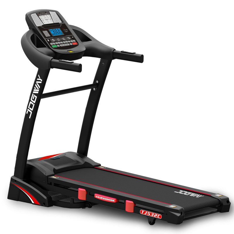 JOGWAY TJ532E 2.5HP Electric Treadmill Foldable Auto Incline Home Gym Exercise Machine