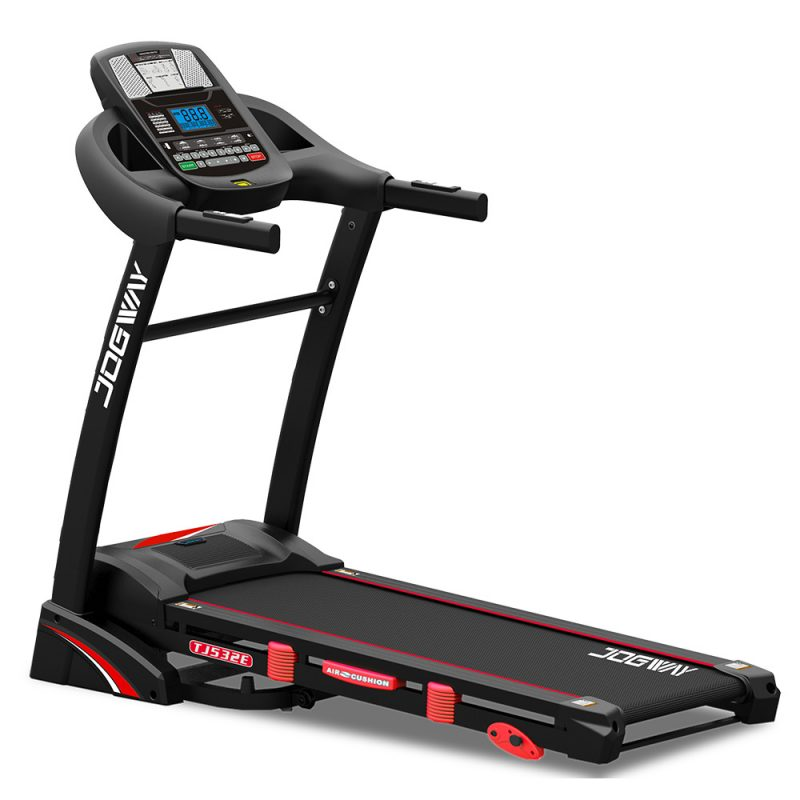 JOGWAY TJ532E 2.5HP Electric Treadmill Foldable Manual Incline Home Gym Exercise Machine