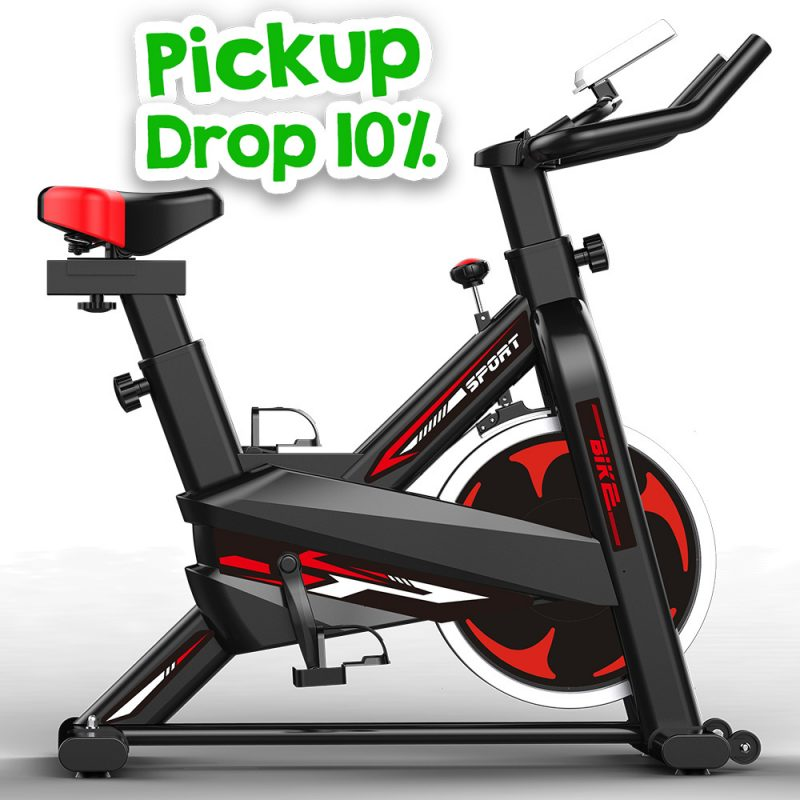 JMQ FITNESS 6105 8KG Spin Bike Cycling Home Gym Exercise Pro Cardio Workout