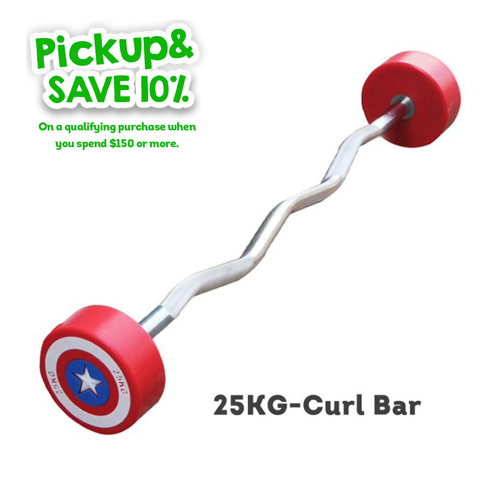 Curl Olympic Barbell Barbells