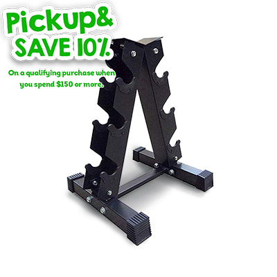 Fitness Dumbbell Rack