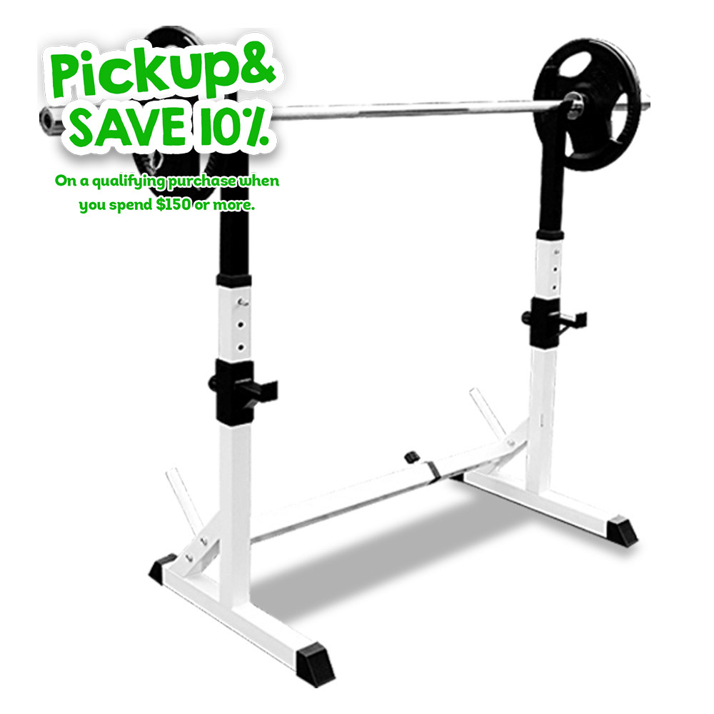 JMQ Fitness RBT3002 Squat Rack
