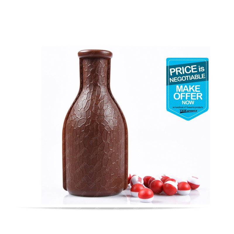 new! kelly pool shaker bottle with marbles