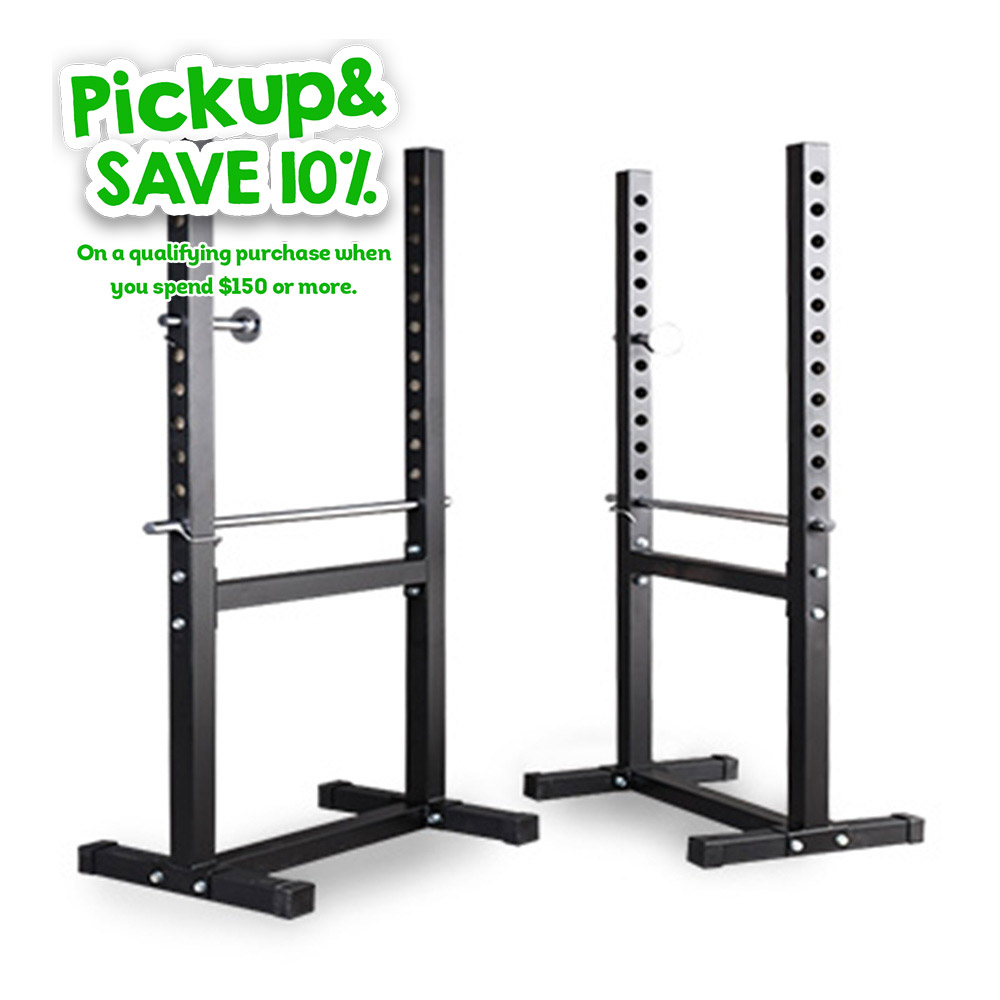 Squat Rack Weight Training Home Gym Workout