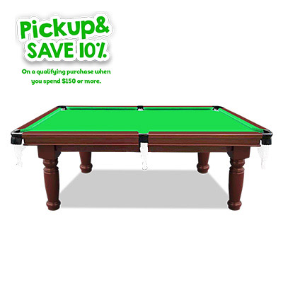 8FT MDF pool table