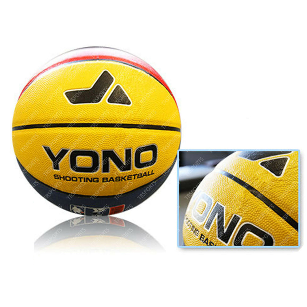 Spalding Leather Basketball Game Ball