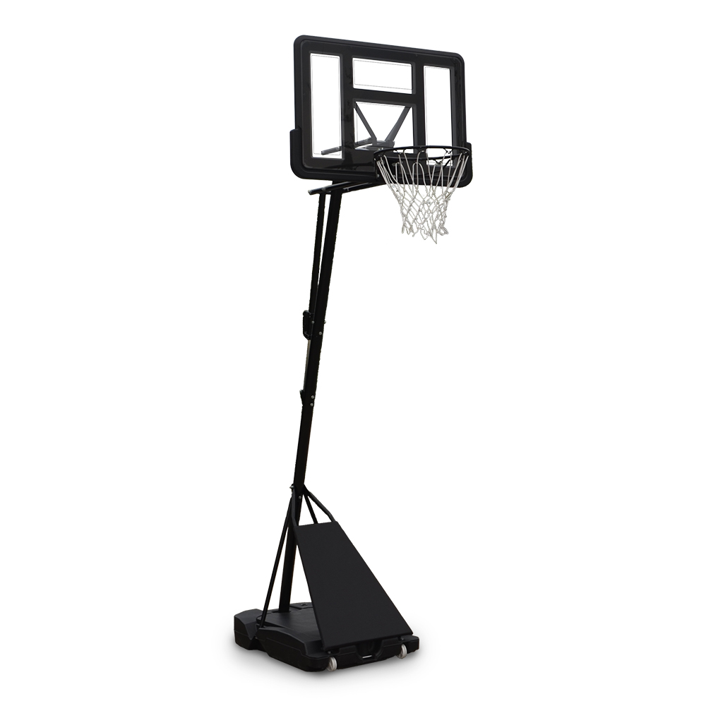Basketball Hoop Ring Stand System Height Adjustable