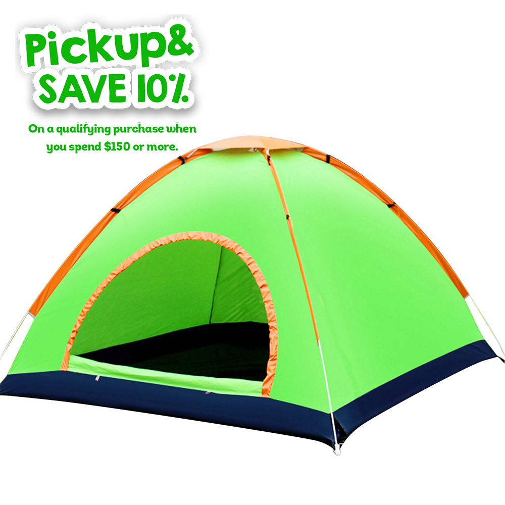 Camping Tent Waterproof Anti-UV