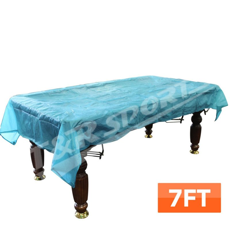 ECONOMIC 7FT BILLIARD POOL TABLE COVER Weighted Corners