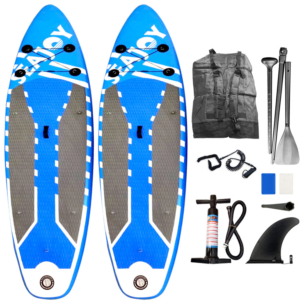Inflatable Stand Up 2xPaddleBoard with Accessories
