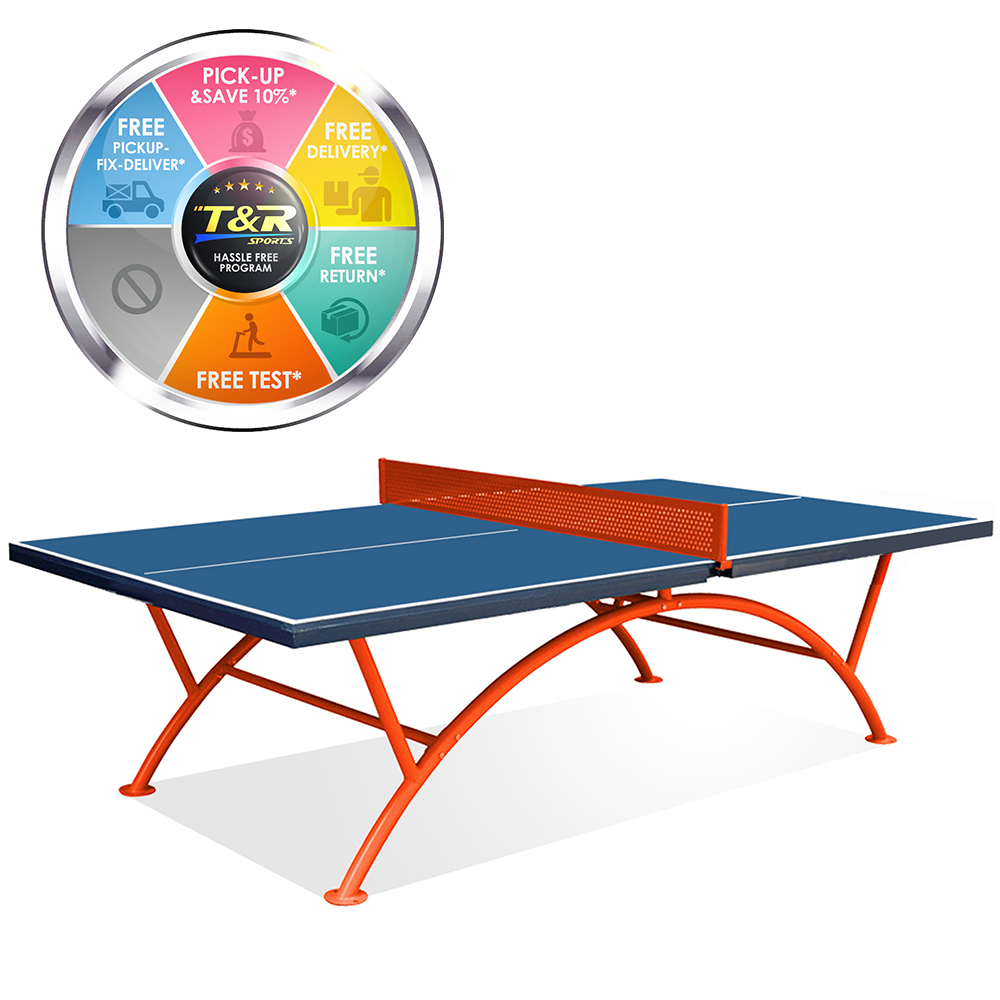 Rainbow Outdoor Table Tennis Ping Pong Table