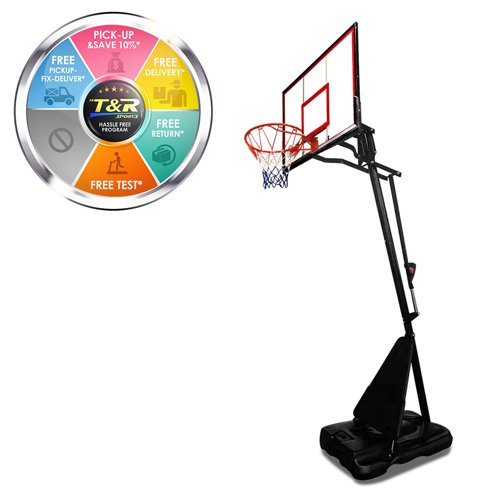Dunk Master S024 Portable Basketball System