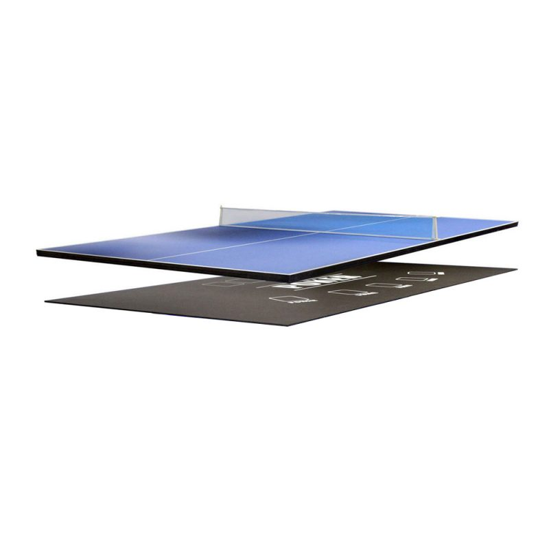 8FT Poker/Table Tennis Ping Pong/Dinning Top For 8Ft Pool Billiard Table Au