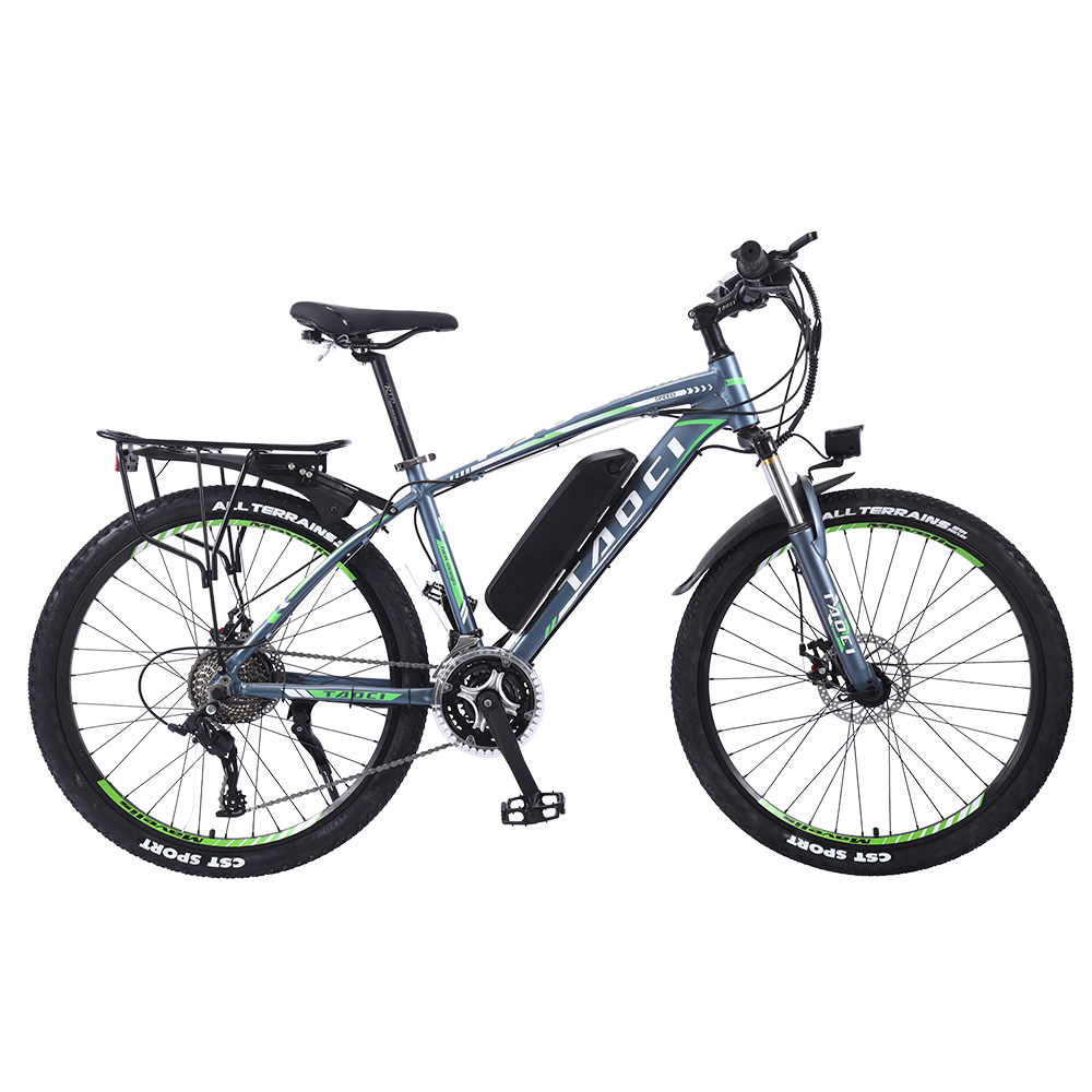 "TAOCI 01 26"" Electric Bike Bikes Bicycles 350W Assisted Bicycle eBike Adult"