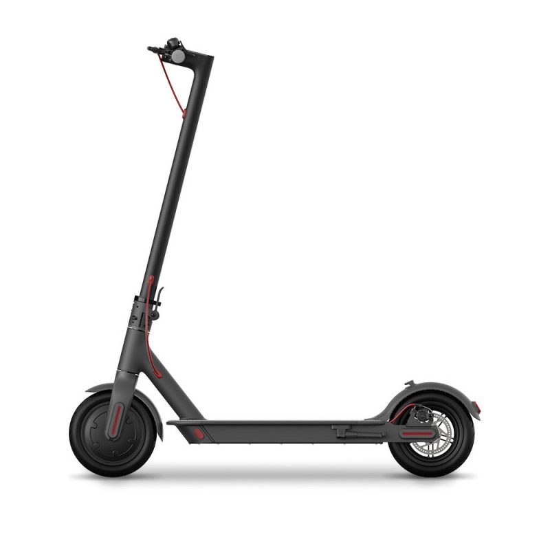 500W XiaoMi 1S Electric Scooter Portable Foldable Bluetooth Commuter Bike