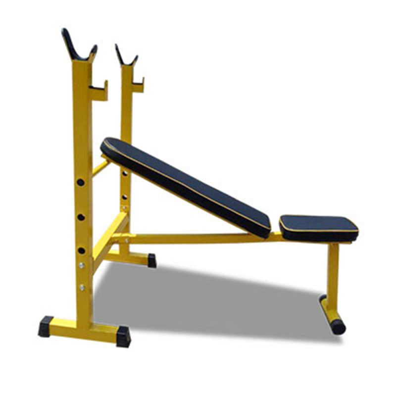 JMQ Fitness RBT310A Foldable Weight FID Bench Press