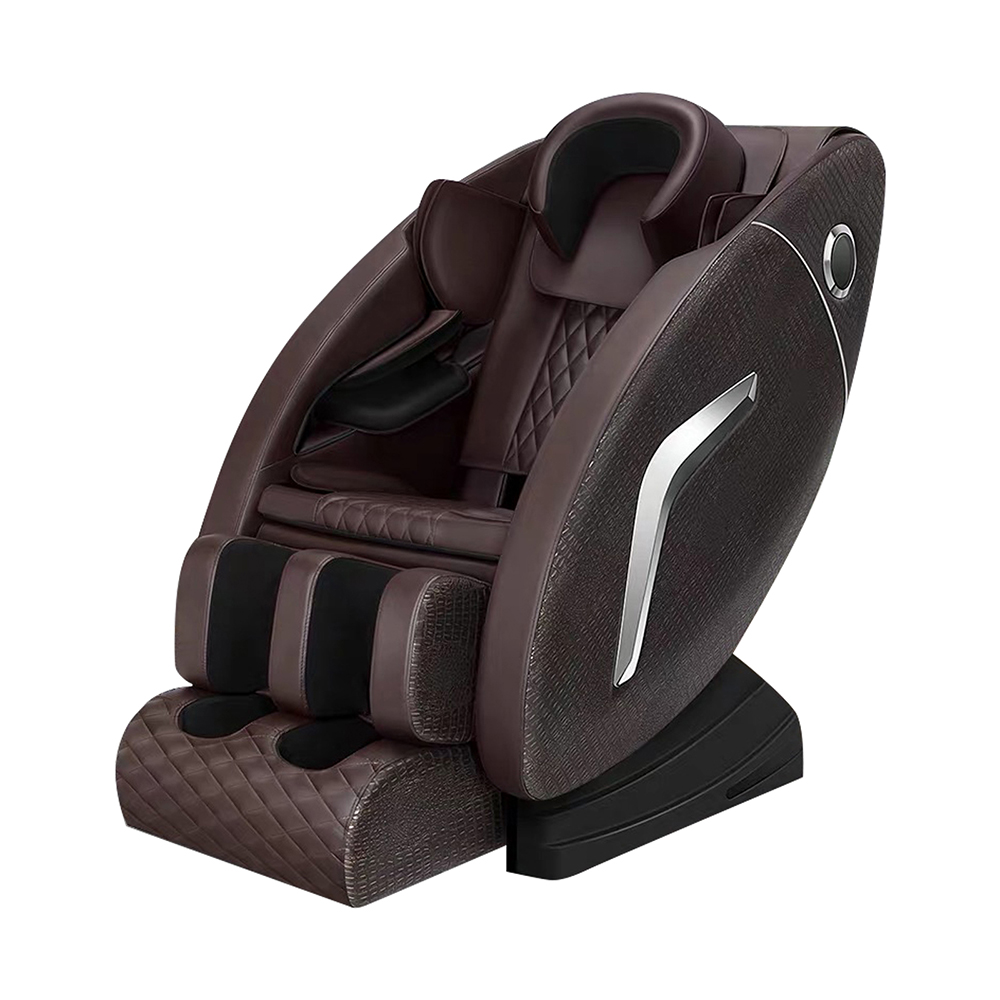 Mason Taylor WA410 Electric Full Body Shiatsu Massage Chair 8 Points Rollers