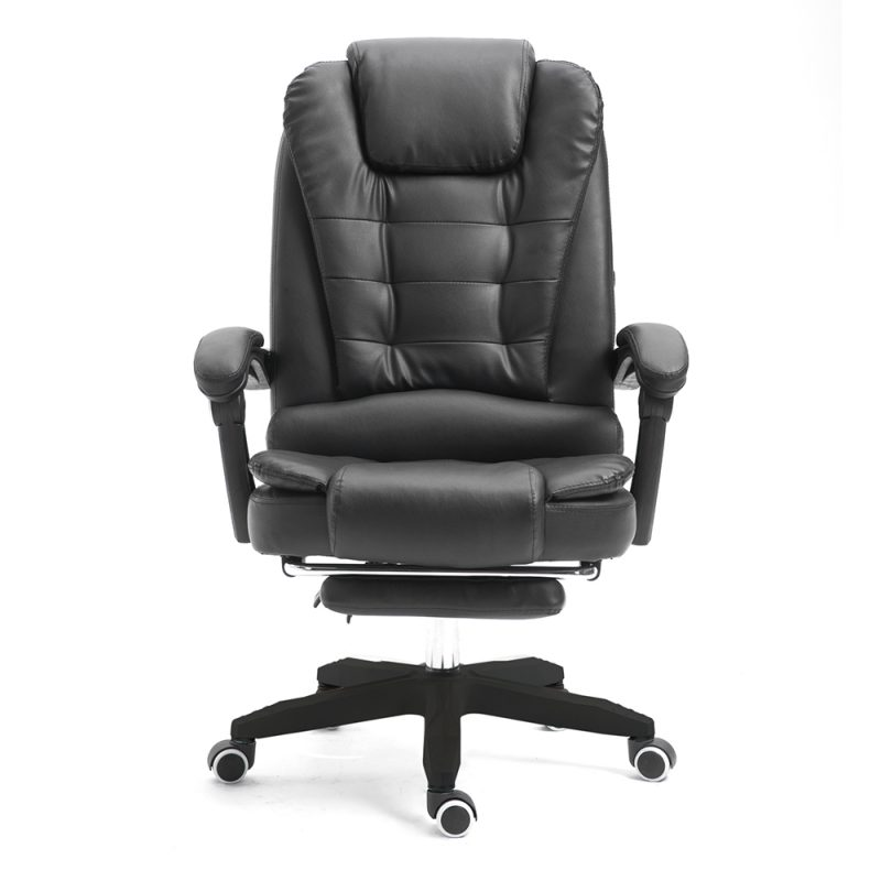Mason Taylor Massage Computer Chair Office Home Chairs Recliner PVC Leather
