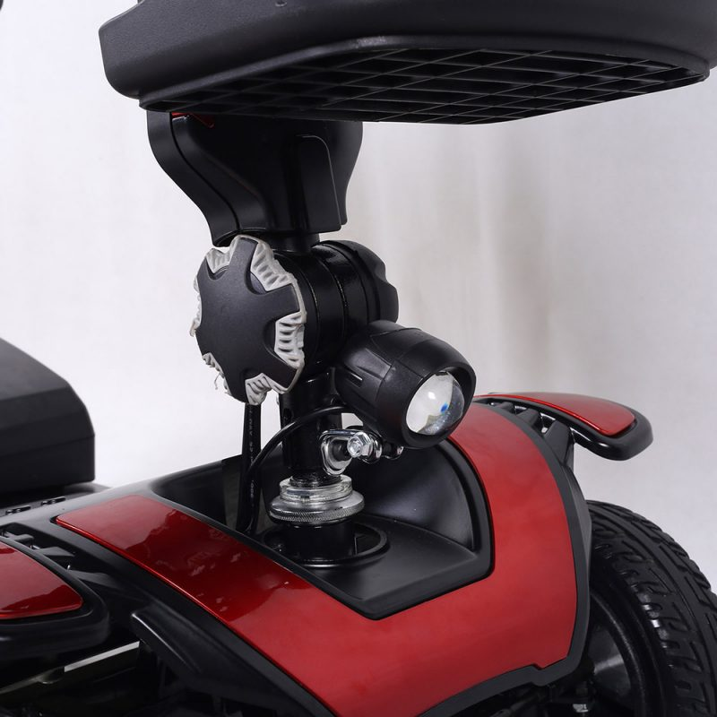 OP-01S Portable Metro Mobility Scooter Compact Travel Power Scooters 350W