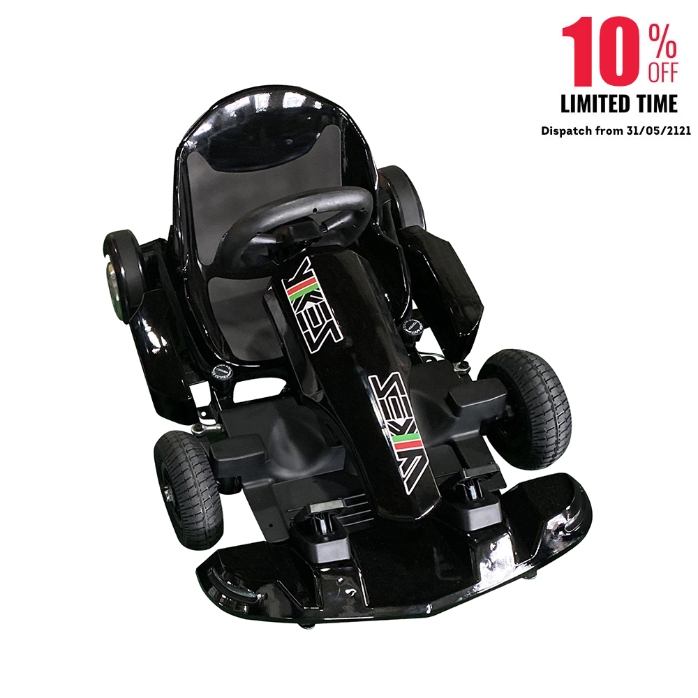 Electric Scooter Big Wheel Motorised Adult Riding